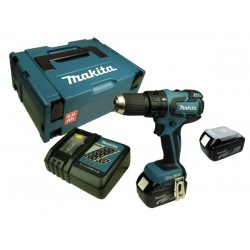 Makita DHP459RMJ  18V 4.0Ah + M-Box