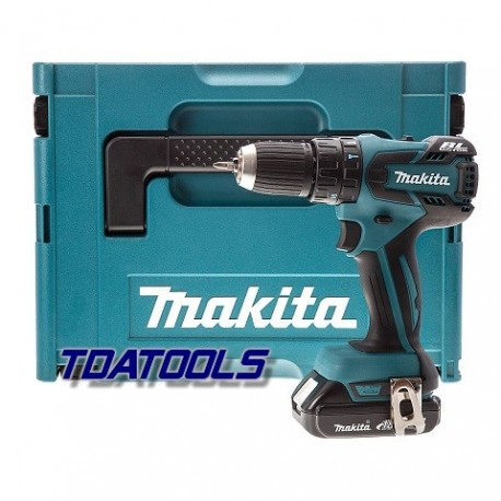 Makita DHP459Y1J 18V 1.5Ah + M-Box