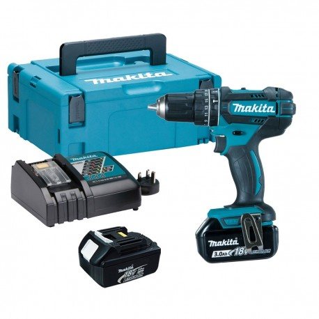 Makita DHP482RFJ 18V 3.0Ah + M-Box