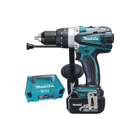 Makita DHP458RFJ 18V 3.0Ah + M-Box