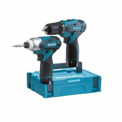 Makita LCT204J 10.8V 1.3Ah + M-Box