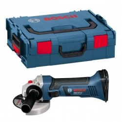 Bosch GWS 18 V-LI Body 115mm + L-box