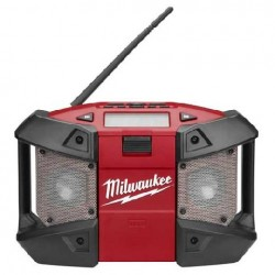 Milwaukee C12 JSR-0 Bouw Radio