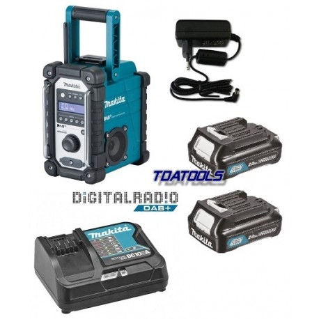 Makita DMR110 set-1020