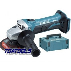 Makita DGA452ZJ 18V + M-Box