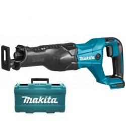 Makita DJR186ZK 18V Li-Ion accu reciprozaag body in koffer - snelwissel - variabel