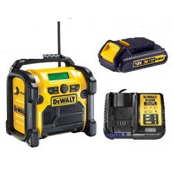 Dewalt DCR019 Bouwradio KIT2