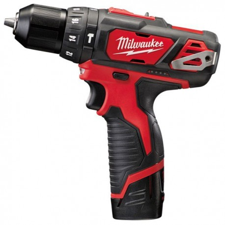 Milwaukee M12 BDD-202C 12V 2.0Ah