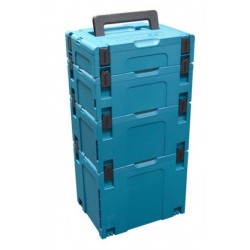 Makita Mbox combinatie set 1-4