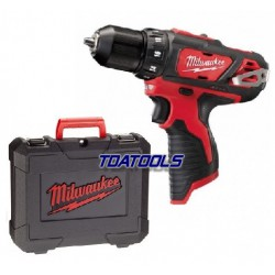 Milwaukee M12 BDD-0 12V + koffer