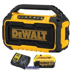 Dewalt DCR011M1 Bluetooth Speakerset