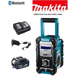 Makita DMR112 kit 5,0Ah