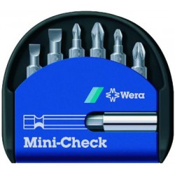 Wera 056295 Bitset mini-check