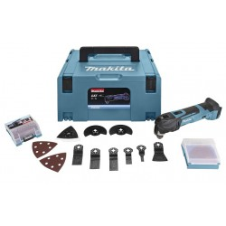 Makita DTM51ZJX2 multitool 18V