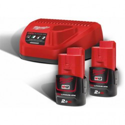 Milwaukee  M12NRG-202 KIT - 4933459209