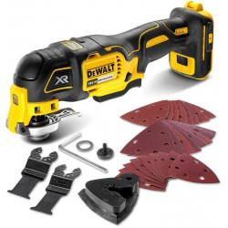 DeWALT DCS356N 18V Li-Ion accu multitool body - koolborsteloos