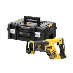 DeWALT DCS367NT Accu Reciprozaag brushless 18V Losse Body in TSTAK